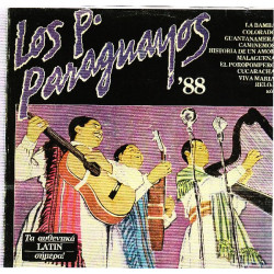 LOS P. PARAGUAYOS - LOS P. PARAGUAYOS '88