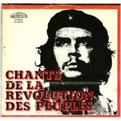 VARIOUS - CHANTS DE LA REVOLUTION DES PEUPLES