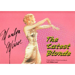 LE MILLARDAIRE - THE LATEST BLONDE ( OST ) MARILYN MONROE
