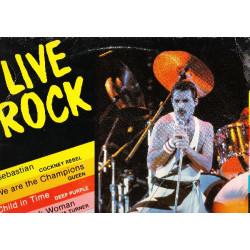 LIVE ROCK 1985
