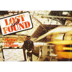 LOST AND FOUND ( 2 LP )