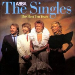 ABBA - THE SINGLES THE FIRST TEN YEARS