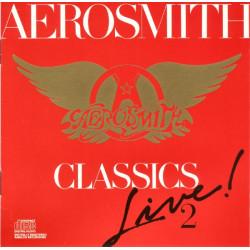 AEROSMITH - CLASSICS LIVE II