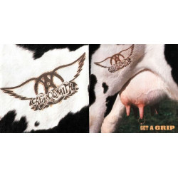 AEROSMITH - GET A GRIP ( 2 LP )