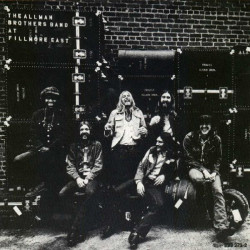 ALLMAN BROTHERS BAND,THE - AT FILLMORE EAST (ΔΙΠΛΟΣ ΔΙΣΚΟΣ)