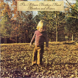 ALLMAN BROTHERS BAND,THE - BROTHERS AND SISTERS