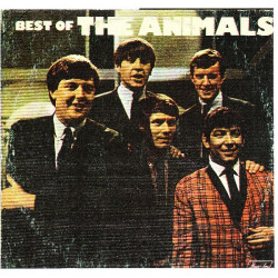 ANIMALS,THE - BEST OF THE ANIMALS
