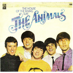 ANIMALS,THE - THE HOUSE OF THE RISING SUN