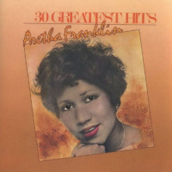 ARETHA FRANKLIN - 30 GREATEST HITS ( 2 LP )