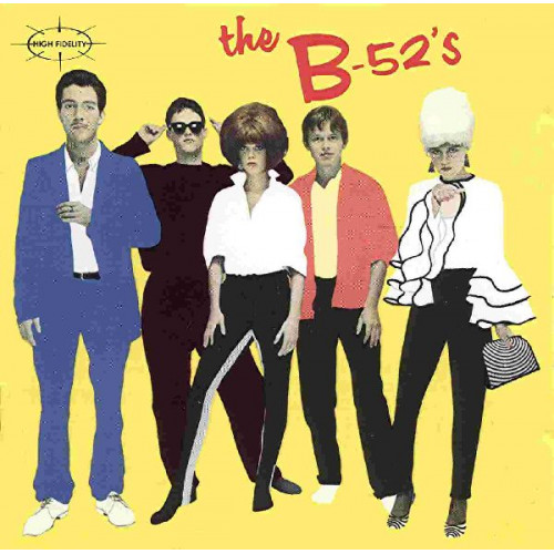 B 52'S,THE - THE B 52'S