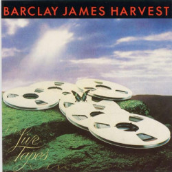 BARCLAY JAMES HARVEST - LIVE TAPES ( 2 LP )
