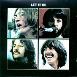 BEATLES,THE - LET IT BE