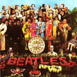 BEATLES,THE - SGT. PEPPERS LONELY HEARTS CLUB BAND