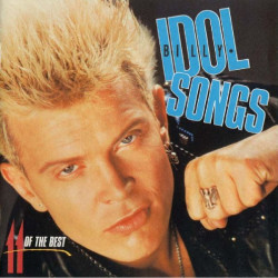 BILLY IDOL - SONGS 11 OF THE BEST