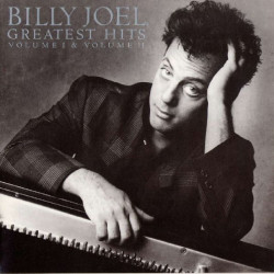BILLY JOEL - GREATEST HITS VOLUME I & VOLUME II ( 2 LP )