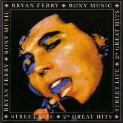 BRYAN FERRY & ROXY MUSIC - STREET LIFE 20 GREAT HITS( 2 LP )