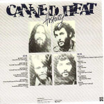 CANNED HEAT - HISTORY