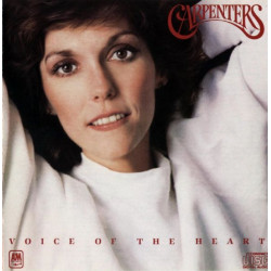 CARPENTERS,THE - VOICE OF THE HEART