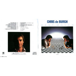 CHRIS DE BURGH - BEST MOVE