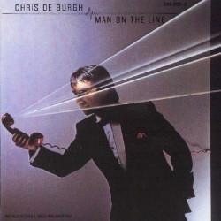 CHRIS DE BURGH - MAN ON THE LINE