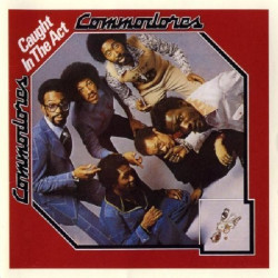 COMMODORES,THE - CAUGHT IN THE ACT