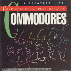 COMMODORES,THE - GREATEST HITS
