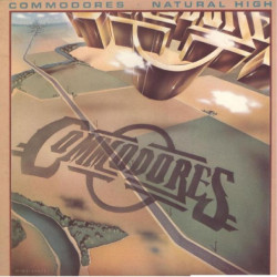 COMMODORES,THE - NATURAL HIGH