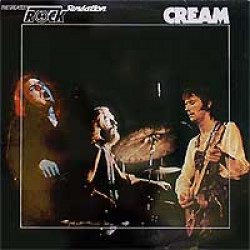 CREAM - THE GREATEST ROCK SENSATION