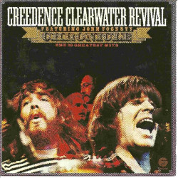 CREEDENCE CLEARWATER REVIVAL - CHRONICLE THE 20 GREATEST HITS (ΔΙΠΛΟΣ ΔΙΣΚΟΣ)