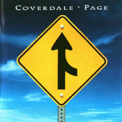 DAVID COVERDALE & JIMMY PAGE - COVERDALE PAGE