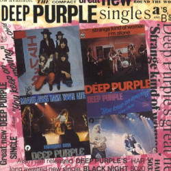 DEEP PURPLE - THE SINGLES A'S & B'S
