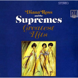 DIANA ROSS & THE SUPREMES - GREATEST HITS ( 2 LP )