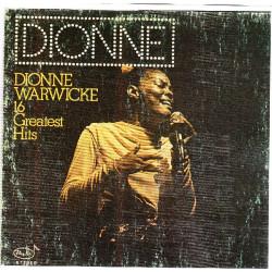 DIONNE WARWICK - 16 GREATEST HITS
