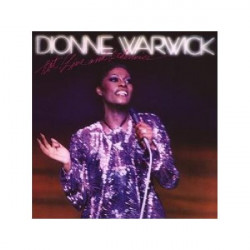 DIONNE WARWICK - HOT! LIVE AND OTHERWISE