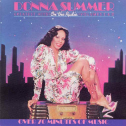 DONNA SUMMER - ON THE RADIO GREATEST HITS VOLUMES I & II (2 LP)