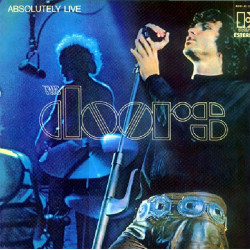 DOORS,THE - ABSOLUTELY LIVE ( 2 LP )