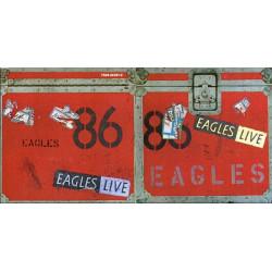 EAGLES - LIVE ( 2 LP )