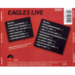 EAGLES - LIVE ( 2 LP )