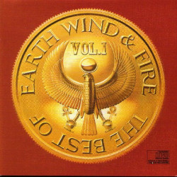 EARTH, WIND & FIRE - THE BEST OF EARTH, WIND & FIRE VOL.I