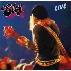 ELOY - LIVE ( 2 LP )