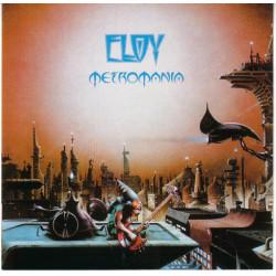 ELOY - METROMANIA