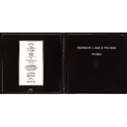 EMERSON, LAKE & PALMER - WORKS VOLUME 1 ( 2 LP )