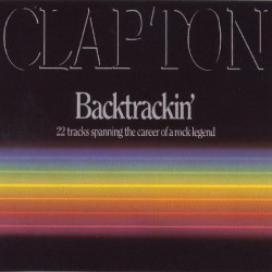 ERIC CLAPTON - BACKTRACKIN' ( 2 LP )