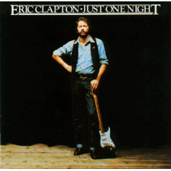 ERIC CLAPTON - JUST ONE NIGHT ( 2 LP )