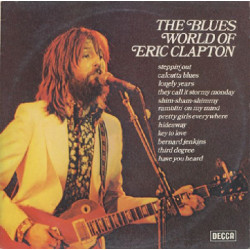 ERIC CLAPTON - THE BLUES WORLD OF ERIC CLAPTON