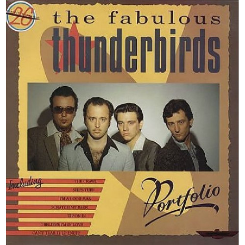 FABULOUS THUNDERBIRDS,THE - PORTFOLIO ( 2 LP )
