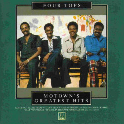 FOUR TOPS,THE - GREATEST HITS 1972-1976