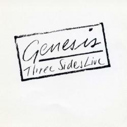 GENESIS - THREE SIDES LIVE ( 2 LP )