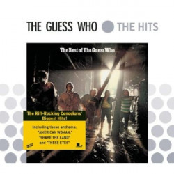 GUESS WHO,THE - THE BEST OF THE GUESS WHO