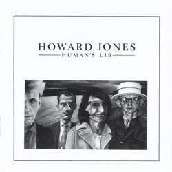 HOWARD JONES - HUMAN' S LIB